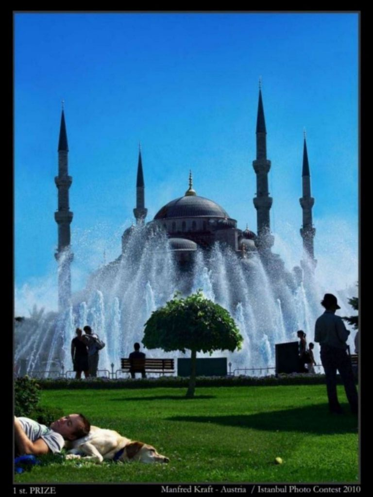 Istanbul Photo Contest, Professional Photo Contest in ...